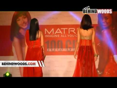 Parvathy Omanakuttan @ Matrix Fashion Show