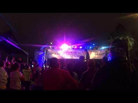 Starting Line Las Vegas Rock and Roll Marathon 2015