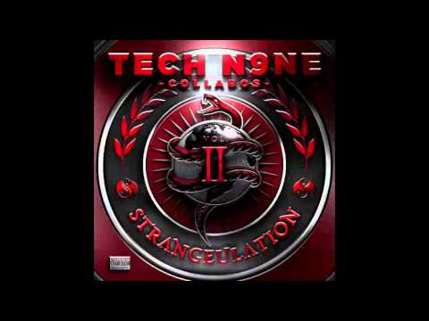 Tech N9ne -  Praise KOD (featuring Ryan Bradley)  ( Strangeulation Vol. 2  )