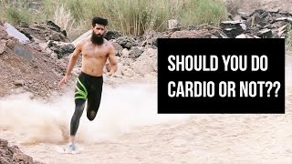 Do you Need Caŗdio to Get RIPPED and SHREDDED | Only Facts, No B.S.