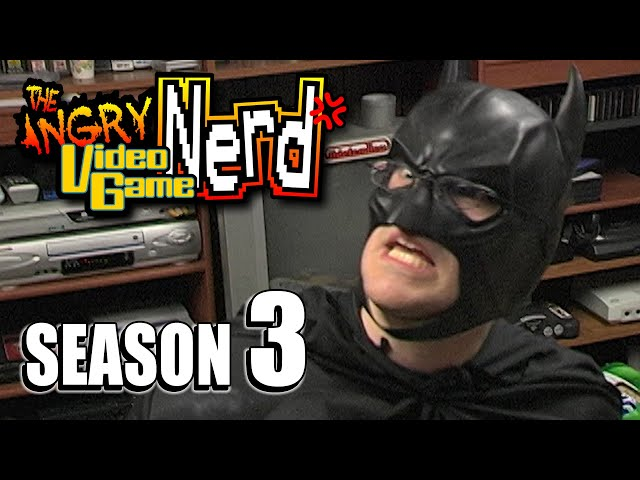 Angry Video Game Nerd - Season Three