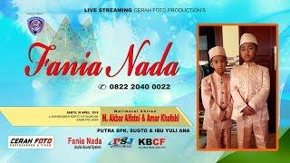 LIVE STREAMING// FANIA NADA// KHITANAN M. AKBAR ALFNI & AMAR KHAFABI//BOGOR 01