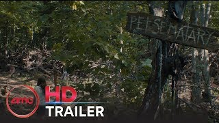 PET SEMATARY - Official Trailer  (Jason Clarke, John Lithgow) | AMC Theatres (2019) thumbnail