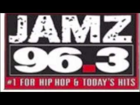 Usher Interview w/ Scott Penk on Jamz 96.3