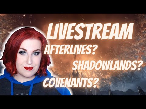 Afterlives and Covenants Chat - Livestream from YouTube · Duration:  1 hour 3 minutes 41 seconds
