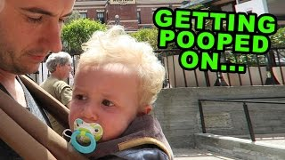 My Toddler Poops on Me