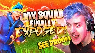 MY SQUAD FINALLY EXPOSED! THINGS GOT A LITTLE TOXIC..