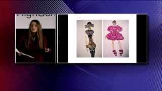 Fashion at its most intimate level: Madison Levine at TEDxMilkenHighSchool