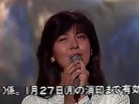 南野陽子 さよならのめまい 1985