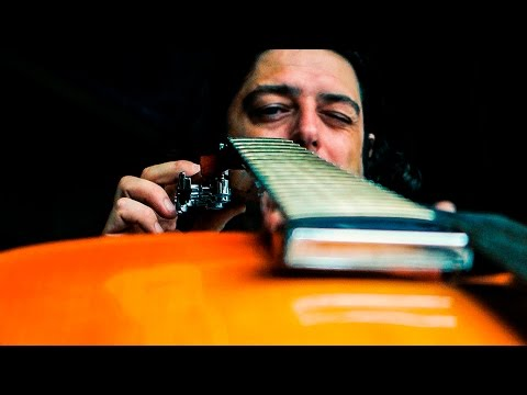 Guitarmaker Victor Manzanera Morales. Documentary. Bergen Norway