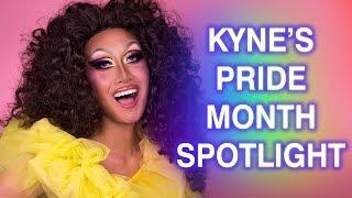 OnlineKyne's Pride Month Spotlight thumbnail