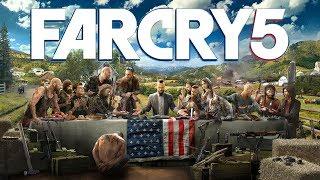 Far Cry 5 Первый трейлер.