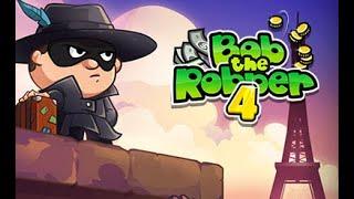 Bob The Robber 4, [MISSION 3] Walkthrough!