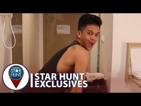 Otso Otso Dance Challenge with Emjay Savilla  Star Hunt Exclusives