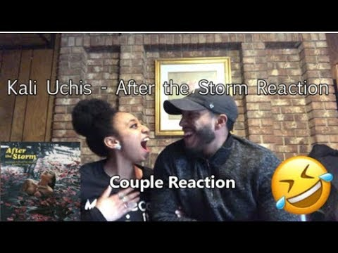 Couple Reaction: Kali Uchis - After The Storm ft. Bootsy Collins, Tyler, The Creator| REACTION