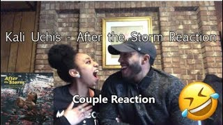 Couple Reaction Kali Uchis After The Storm ft Bootsy