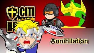 "Citi Heroes EP102 ""Annihilation"""