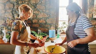 Урок по приготовлению местной кухни региона Мессиния, доступная исключительно из Costa Navarino.
