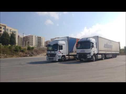 Renault trucks t460 incelemesi