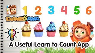 Download Super Cute Number Tracing & Counting with Dave and Ava App Mp3 and Videos