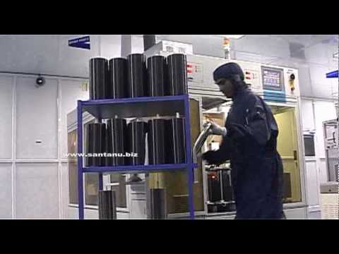 How DVDs are made at the SONY Plant in Mumbai?