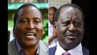 MP Richard Onyonka decamps from DP Ruto's team tanga tanga to Raila's camp
