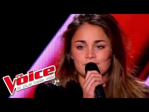 Birdy – People Help The People | Laura Chab' | The Voice France 2013 | Blind Audition
