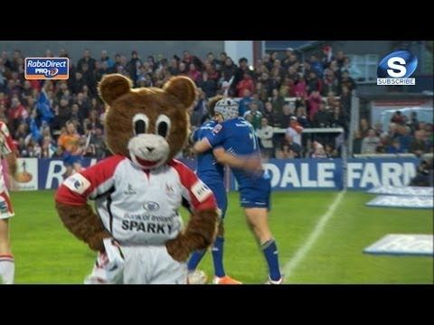 Ulster v Leinster - Full Time Round Up 2nd May 2014
