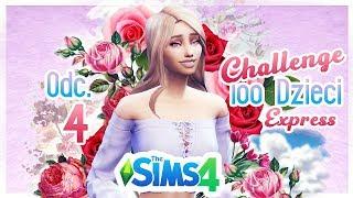 NAJLEPSZY SPOSÓB NA PIENIĄDZE (bez kodu) ♀- 100 Dzieci Express - The Sims 4 #4