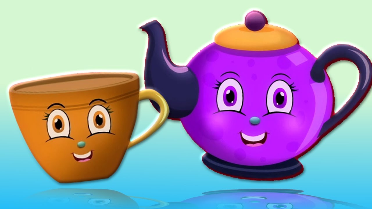 Картинки для доу чайник