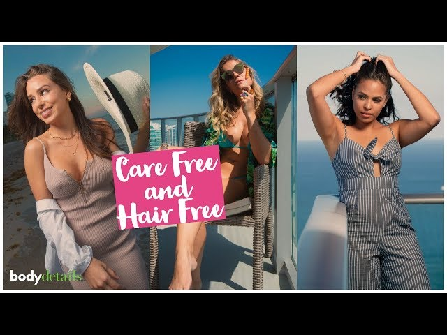 Laser Hair Removal Coral Gables | Hair Free and Care Free | Body Details