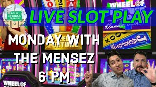 🔴FIRST LIVE STREAM OF 2020 🎰 SLOT PLAY WITH THE MENSEZ!