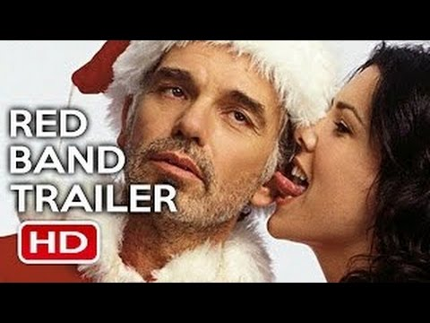 BAD SANTA 2 Uncensored   2 Christina Hendricks   Billy Bob Thornton