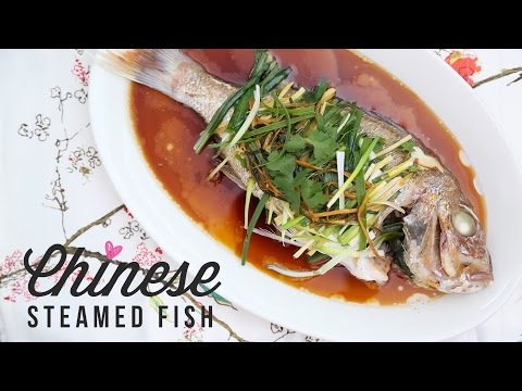 Steamed Fish Recipe | Simple & Easy 20 min.