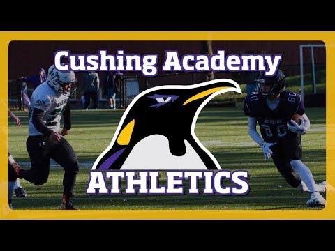 Cushing Academy - Varsity Football vs. Kingswood Oxford School