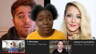 the difference between jenna marbles and shane dawson... accountability.