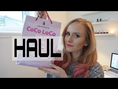 Huge Random Haul + First Impression and Review | Spring 2016