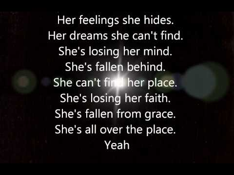 Avril Lavigne - Nobody's home Lyrics