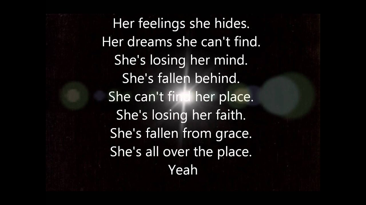 Avril Lavigne - Nobodys Home Lyrics | MetroLyrics