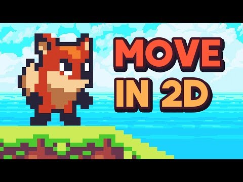2D Movement in Unity (Tutorial) - YouTube