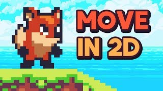 2d Movement In Unity  Tutorial