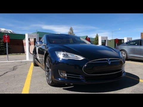 Tesla Model S P85+ 0-60 MPH Performance Review 2.0