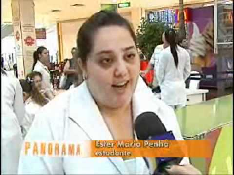 TV UNAERP - Bem-Estar no Shopping 2010/3