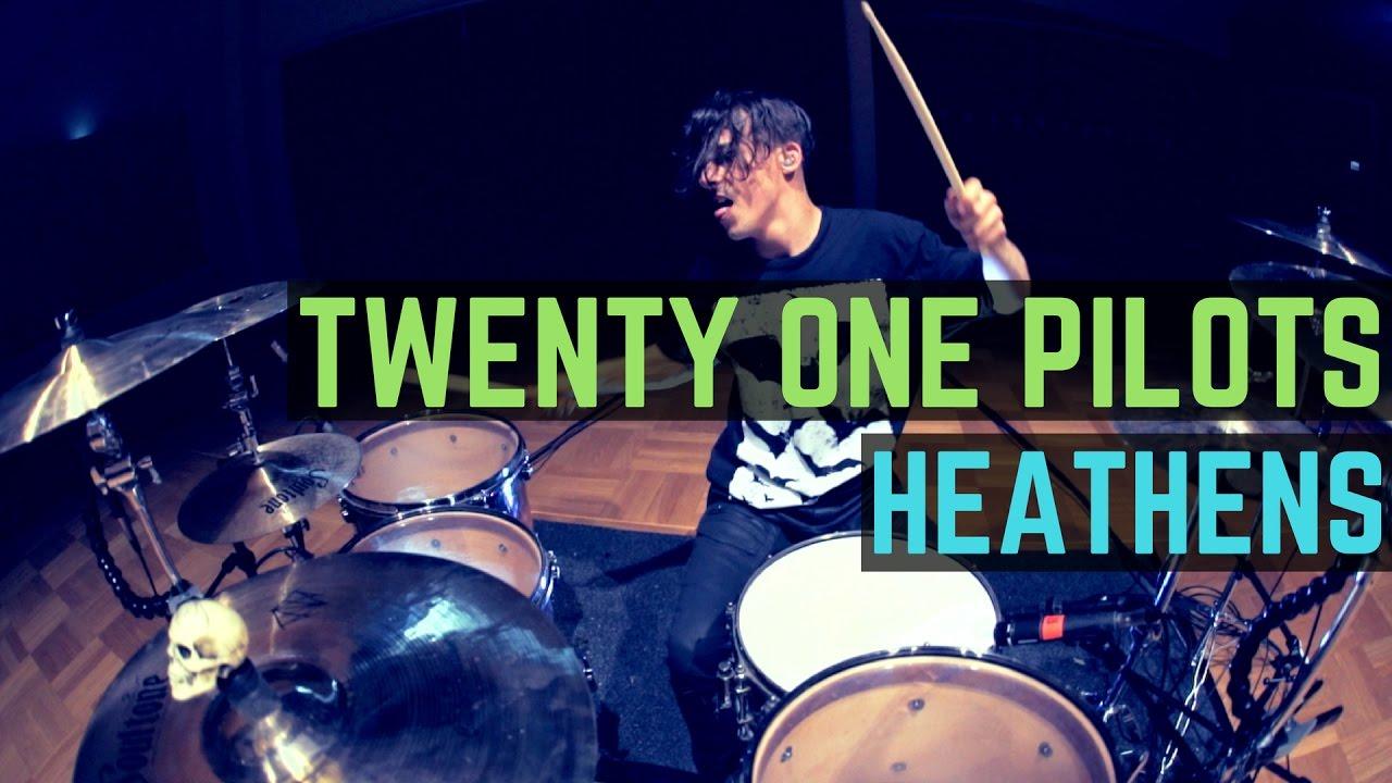 Twenty One Pilots - Heathens (Disto x B&L Remix) - Drum Cover