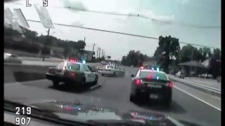 22-Year-Old Student Hijacks a Cop Car Causing a Wild Chase