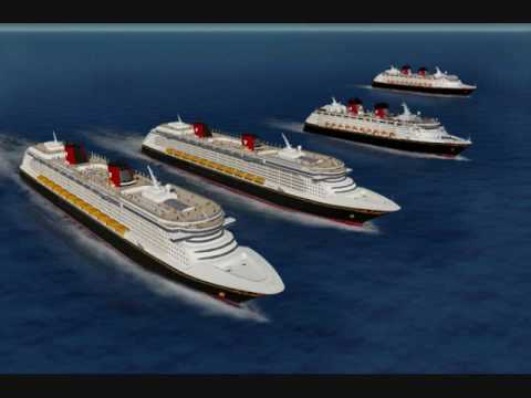The Ships Are Coming Names To The NEW Disney Cruise Ships YouTube - Names for cruise ships