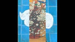 고향의 봄-조수미(김환기 그림)