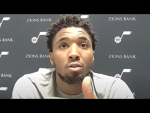 Donovan Mitchell Goes On Cuss Filled Rant Against Referees!