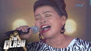 "The Clash: ""Sayang na Sayang"" by Esterlina Olmedo"