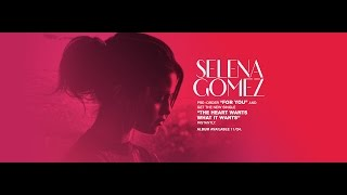 [KARAOKE] Selena Gomez - The Heart Wants What It Wants (ver.1)➚ᴴᴰ